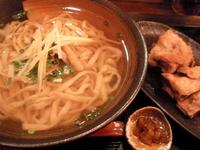 「軟骨ソーキそば」@麺処 てぃあんだーの写真
