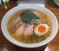 「鶏白湯(しょう油)¥680」@喜元門 つくば研究学園店の写真