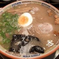 「昔ラーメン 780円」@大砲ラーメン 新横浜ラーメン博物館店の写真
