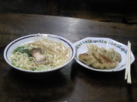 「中華そば」@たちばなや食堂の写真