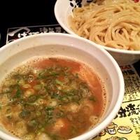 「辛つけ麺 780円」@つけ麺 津気屋 川口店の写真