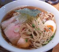 「苦煮干醤油¥750」@喜元門 つくば研究学園店の写真