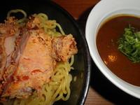 「山賊煮干しカレーつけ麺 850円」@凌駕IDEAの写真