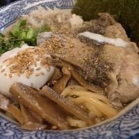 「特製鶏まぜそば 650円」@麺処ひがきの写真