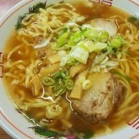 「ラーメン\600」@松 食堂の写真