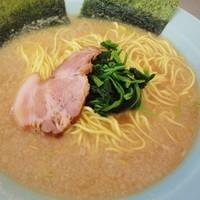 「ラーメン(麺硬め)¥450」@ラーメンショップ 野田店の写真