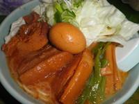 「角煮ラーメン 850円」@熊本ラーメン 桃太郎の写真