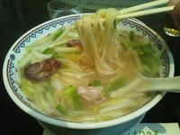 「野菜たっぷりタンメン(ランチセット)【950円】」@チャイナハウスの写真