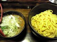 「辛味噌つけ麺¥890」@麺処 花田 上野店の写真