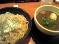「味玉つけ麺」@つけ麺マン 本店の写真