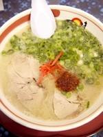 「ラーメン」@一味ラーメン 久留米合川店の写真