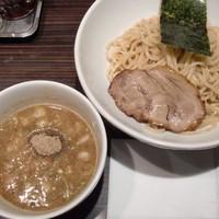 「ツケ麺(こってり)」@京鰹節つけ麺 愛宕 ATAGOの写真