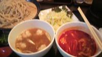 「つけ麺680円+ごはんセット140円」@うらいちの写真