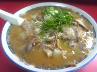 「チャーシュー麺大 850円」@中華そば 東東の写真