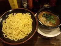 「つけ麺(こってり)中盛800円」@ラーメン将太の写真
