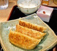 「Cセット(1100円→平日ランチ価格998円)」@我流食堂の写真