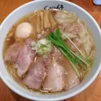 「まる特塩味  1050円」@ShiNaChiKu亭の写真