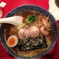 「冷やしらーめん  880円」@かもめ食堂の写真