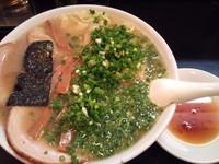 「わんたんめん」@Asian Dining&支那そば しんせんの写真