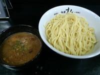 「つけ麺 750円」@麺屋 すんの写真
