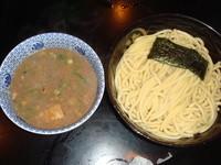 「豚骨つけ麺」@無鉄砲 つけ麺 無心の写真