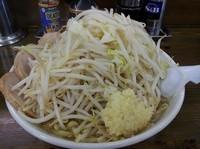 「豚イチロー ¥880 ニンニク」@G麺烈伝 地雷屋の写真
