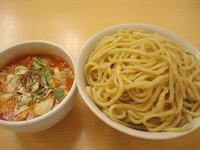 「ピザつけ麺 大盛り」@麺や 蒼空の写真