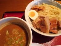 「叉焼つけ麺(並) 800円」@優勝軒 稲葉店の写真