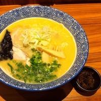 「濃厚しおそば(¥750)」@麺屋 樹真の写真