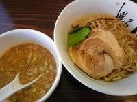 「醤油豆乳つけ麺 780円」@麺屋 風月の写真