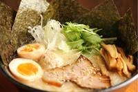 「特製鶏塩ラーメン」@麺匠 まるよし商店の写真