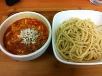 「トマトつけ麺」@麺や 蒼空の写真