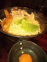 「男のまぜ麺(300g)」@男のラーメン 麺屋わっしょいの写真