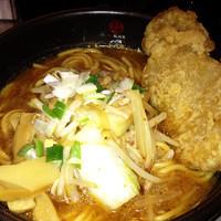 「七代目らーめん(0辛) 780円」@極辛BLACKつけ麺 七代目けいすけの写真