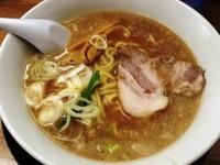 「正油ラーメン (オープン日限定メニュー)」@麺屋てんきの写真