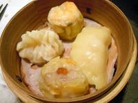 「点心盛り合わせ」@熱烈タンタン麺 五味五香の写真