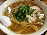 「味噌ラーメン(こだわりの北海道味噌使用)700円」@麺屋てんきの写真