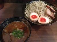 「男のつけ麺 (890円)」@男のラーメン 麺屋わっしょいの写真