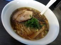 「煮干しラーメン・醤油 850円」@麺や Bar 渦の写真