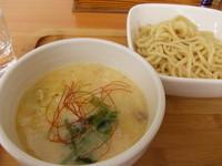 「鶏塩つけ麺」@麺や 蒼空の写真