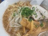 「塩ラーメン」@麺屋てんきの写真