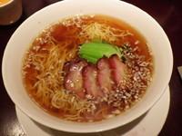 「叉焼麺」@中国料理 煌蘭 横浜店の写真