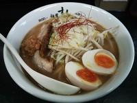 「味噌らーめん 750円」@麺屋 すんの写真