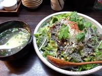 「汁なし坦々麺(ブラック)890円」@熱烈タンタン麺 五味五香の写真