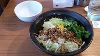 「汁なし坦々麺」@四川屋台の写真