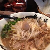 「さんまラーメン(醤油)」@永斗麺の写真