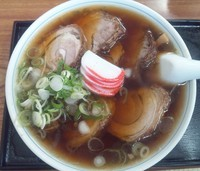 「チャーシュー麺 大盛」@大石家 本店の写真