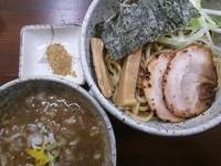 「豚骨魚介つけめん  800円」@横浜家系ラーメン 藤家の写真