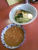 「つけ麺(味噌)600円」@ラーメン 大公の写真
