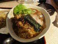 「新味らーめん」@こだわりらーめんカフェ 壺水天 南堀江店の写真